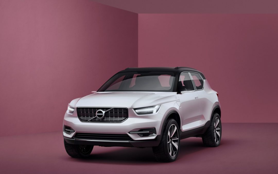 Volvo's vision for the future of compact cars