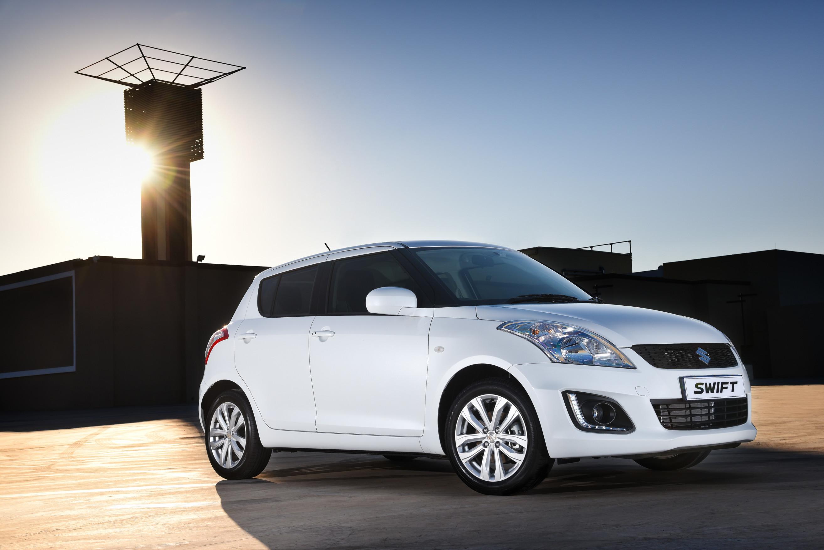 Driven: Suzuki Swift 1.4 GLS