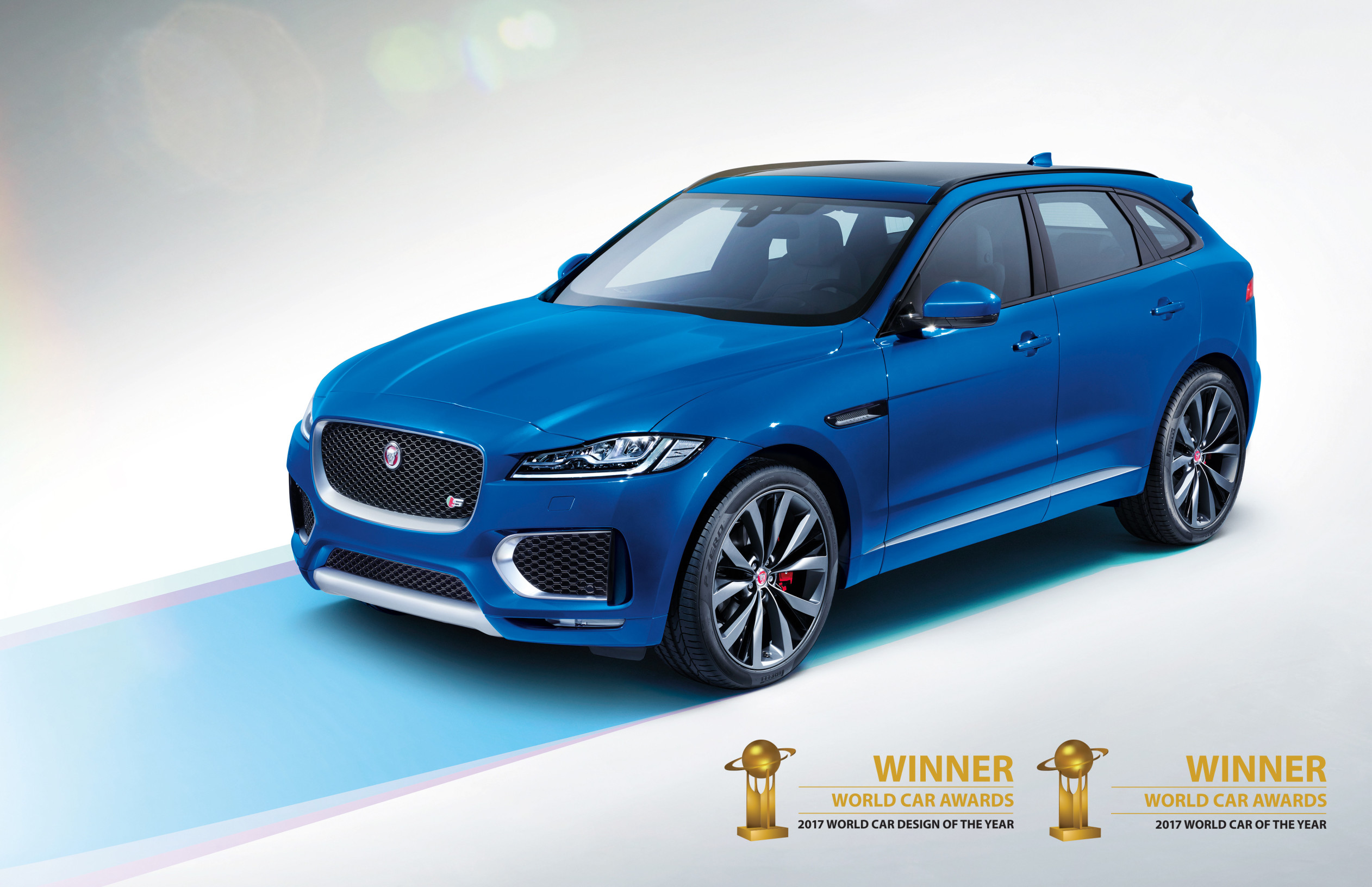 Jaguar F PACE: Officially The Best Car In The World