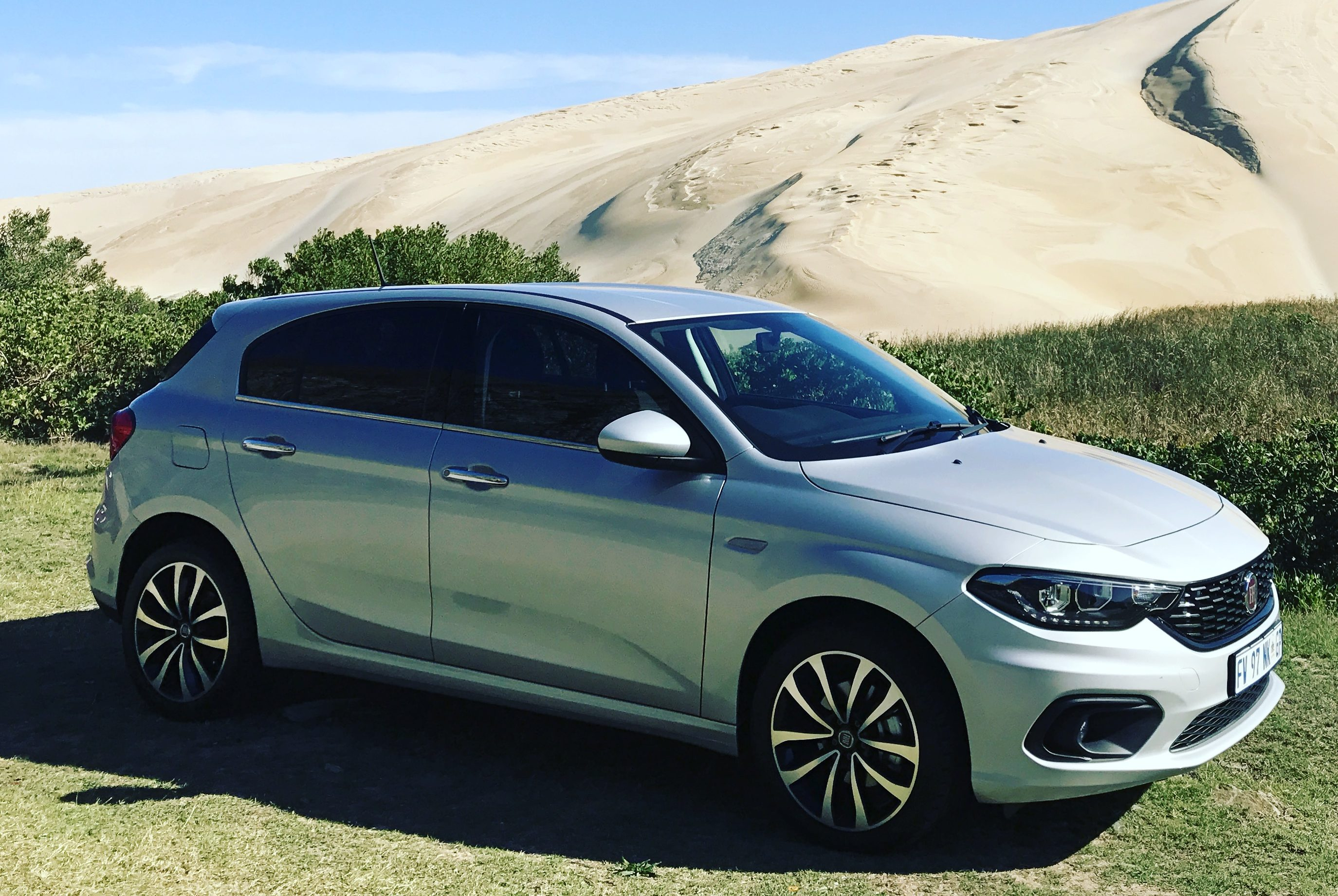 No typo in Tipo: We drive the Fiat Tipo