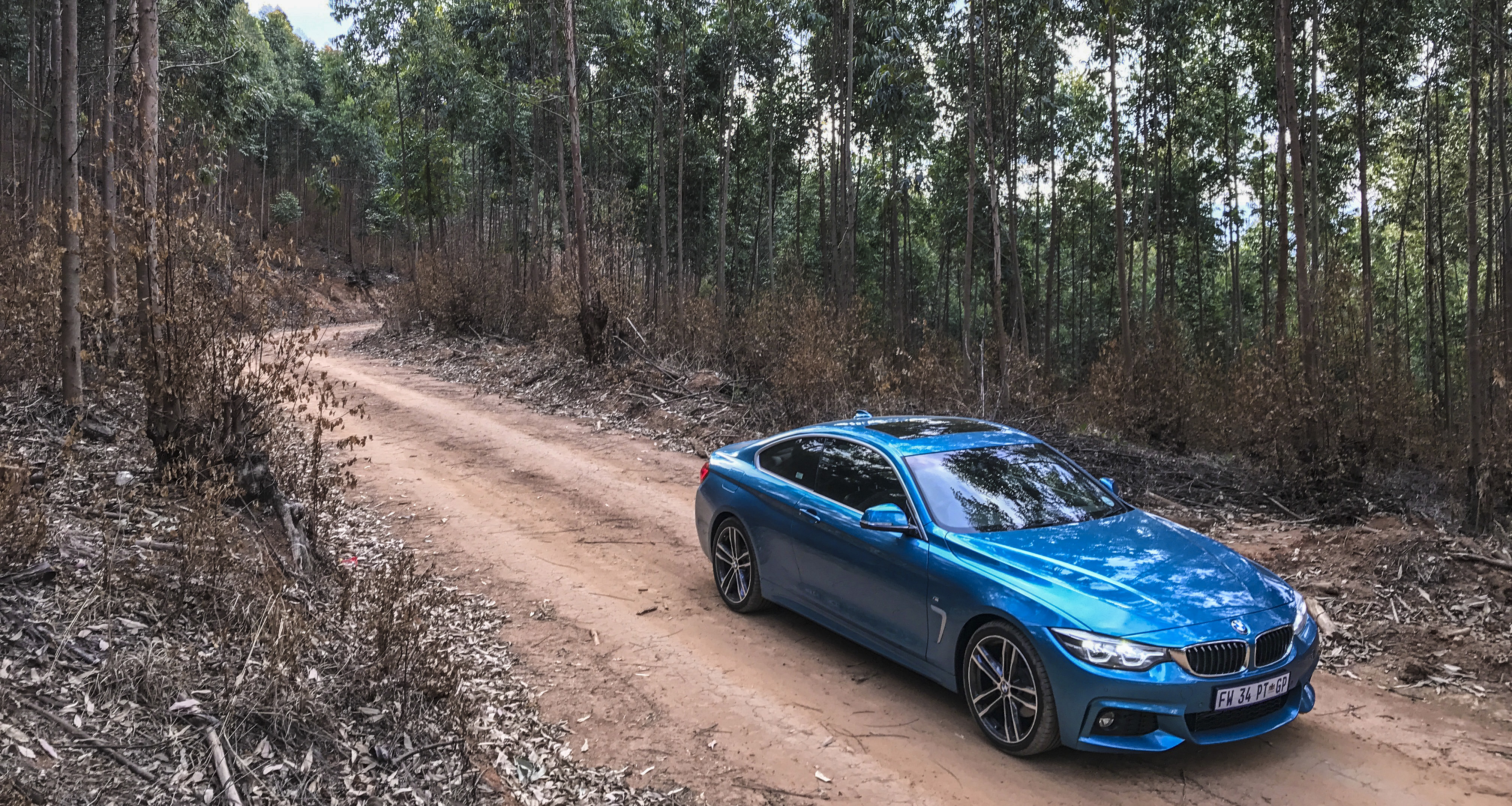 We drive the BMW 4-Series LCI update