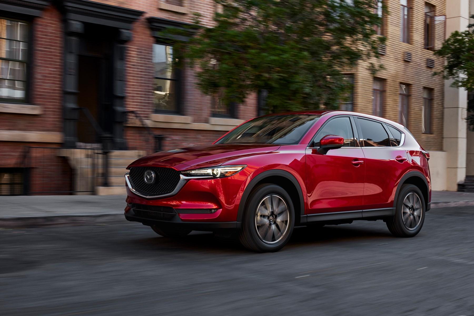 Driven: Mazda CX-5