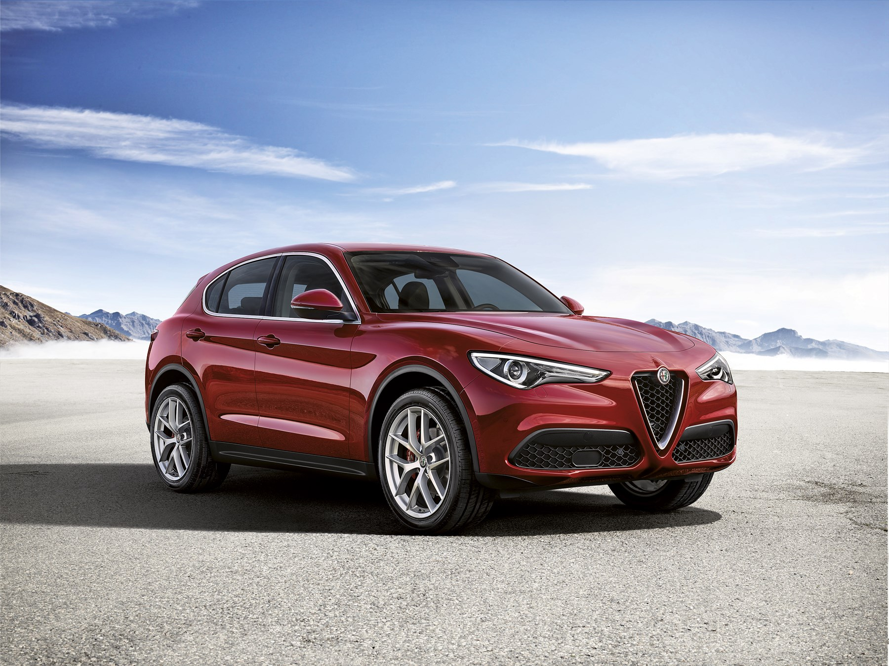 Driven: Alfa Romeo Stelvio