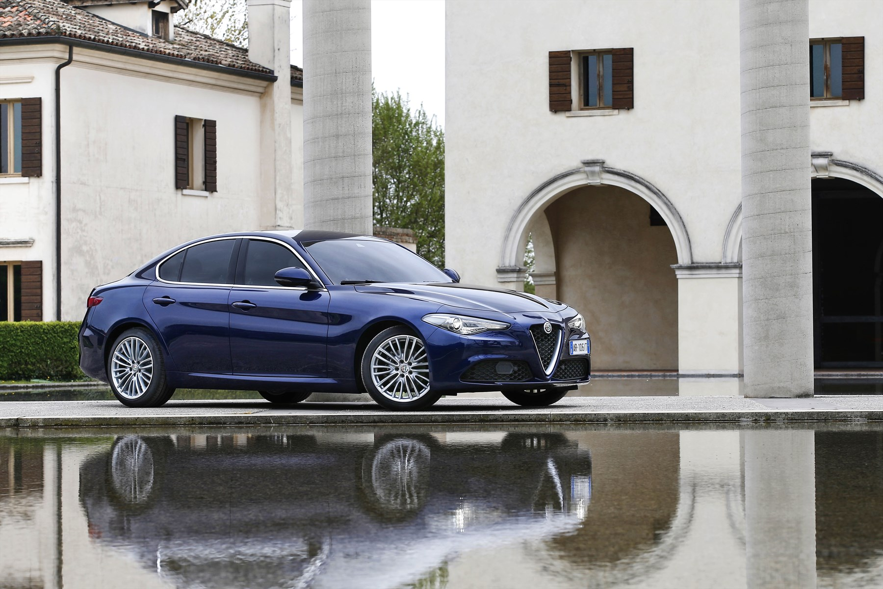 We drive the Alfa Romeo Giulia Super