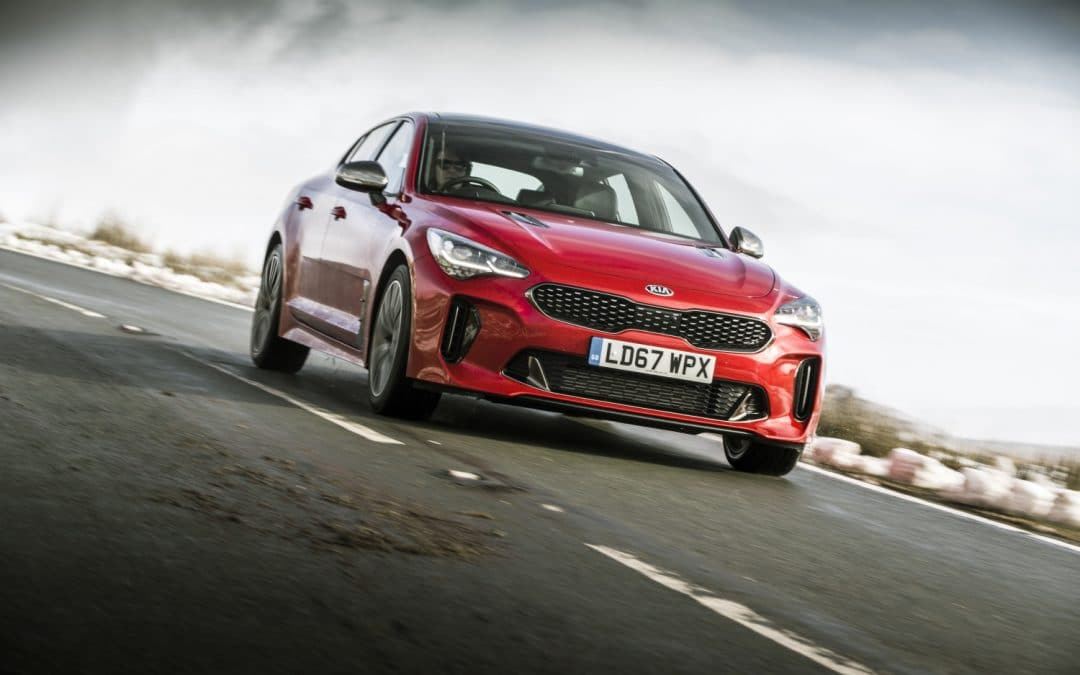 Kia Stinger GT coming to SA and we have pricing