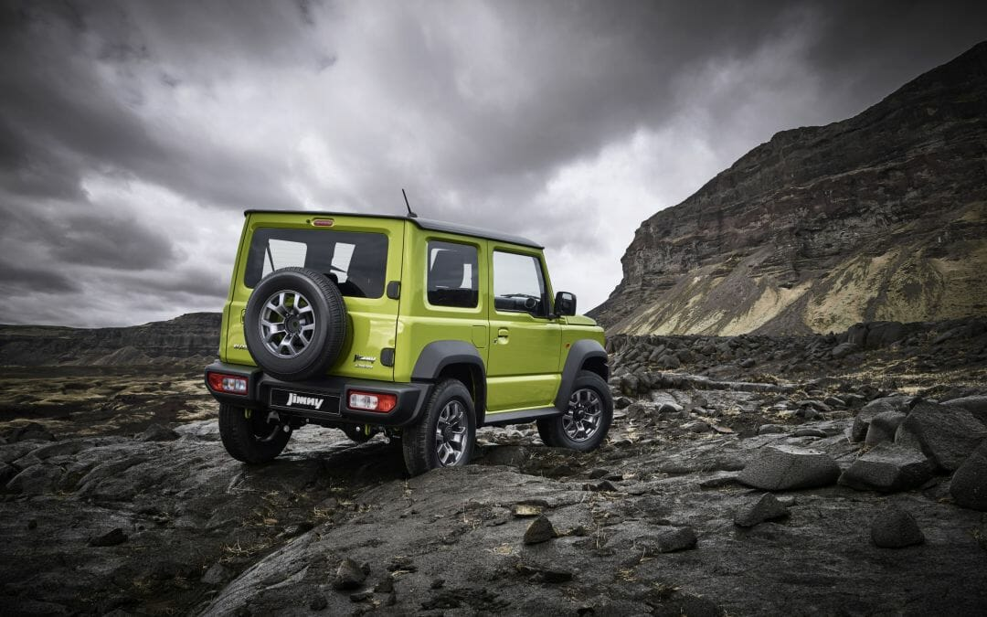 Suzuki launches All-New Jimny in South Africa
