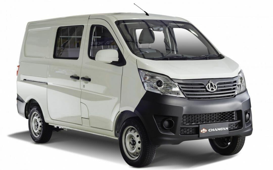 Driven: Changan Minivan