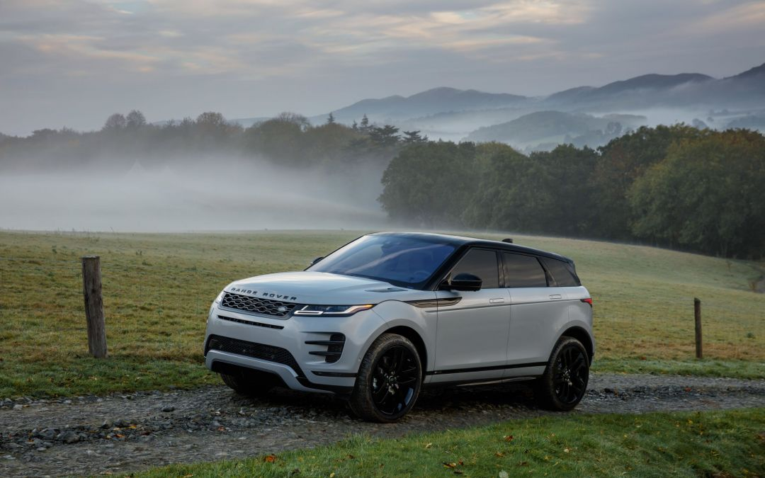 WATCH: It's a baby Velar, Range Rover's 2nd generation Evoque launched