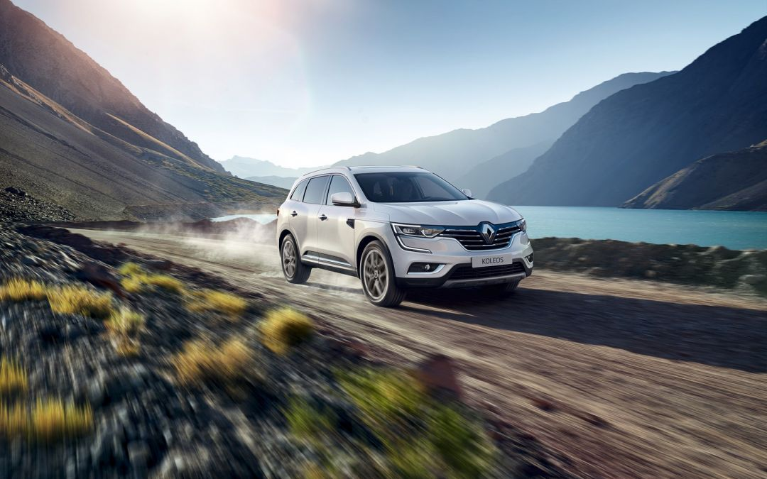 Renault Launches the new Koleos