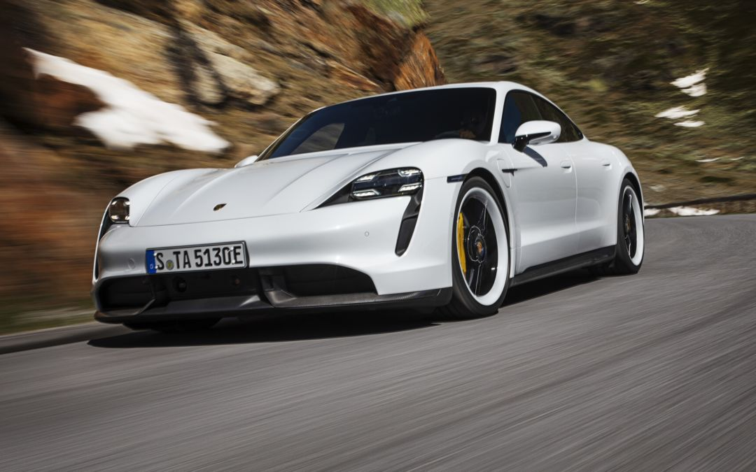 Porsche Taycan is brilliance electrified