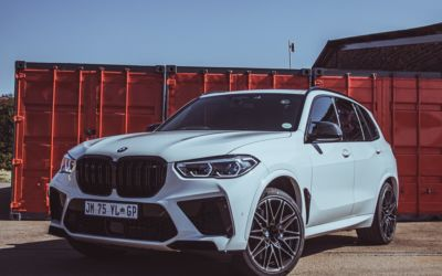 Launch Drive: 2020 BMW X5M Competition