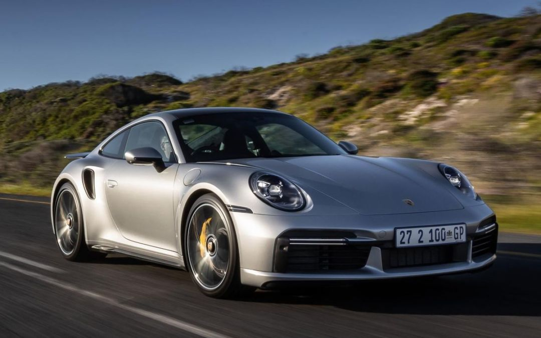 Porsche 911 Turbo S redefines everything