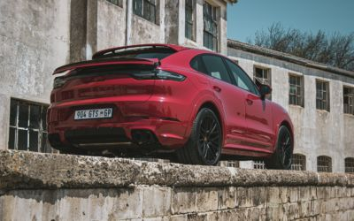 Porsche Cayenne GTS is the sweet spot