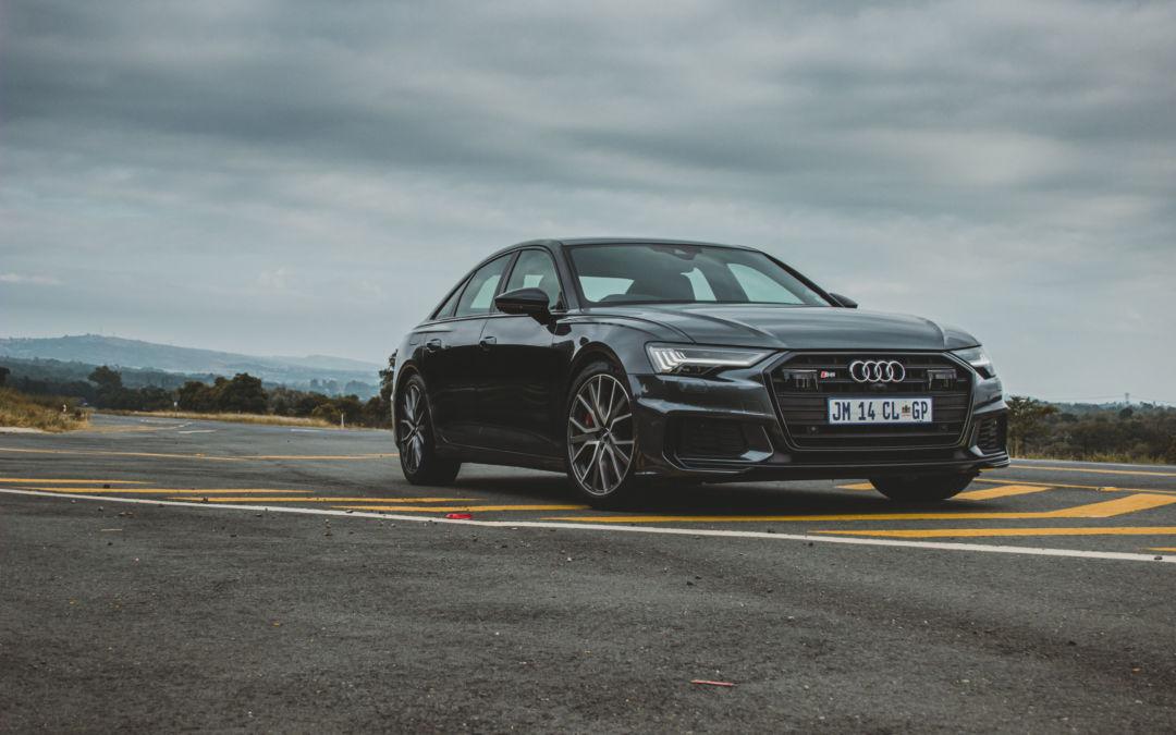 Audi S6 Driven