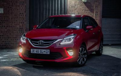 Toyota Starlet impresses
