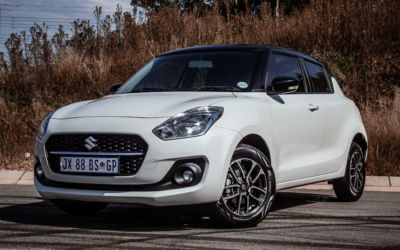 Updated Suzuki Swift remains a good option