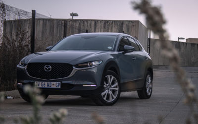 The Mazda CX-30 is all the Mazda you need