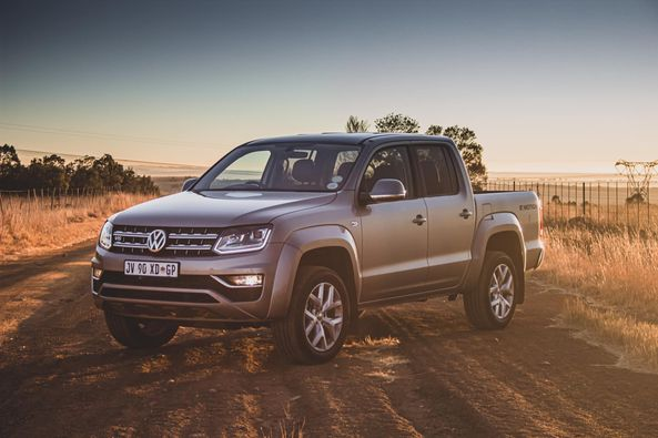 The most powerful Amarok ever